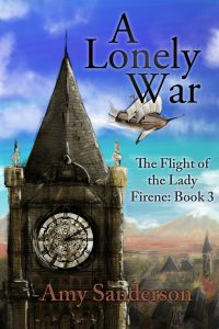 A Lonely War small cover